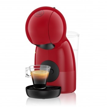 Nescafe Dolce Gusto Piccolo XS RED Side view