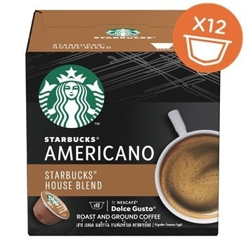 NDG Starbucks House Blend Americano Key visual