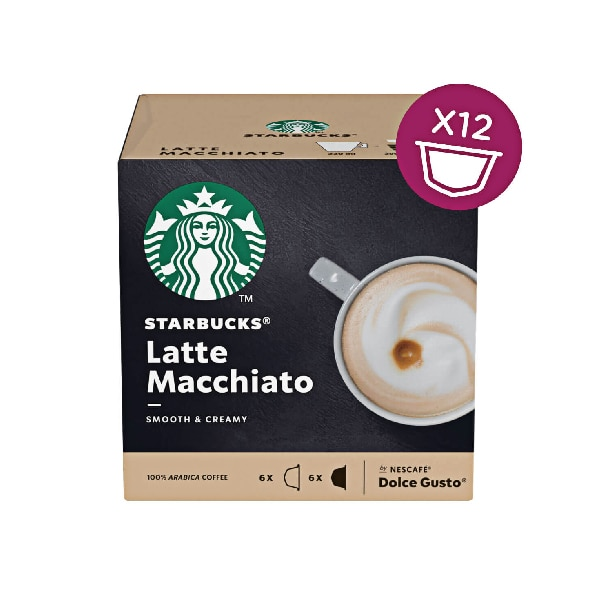 Starbucks Latte Macchiato