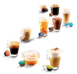 NDG drinks and capsules picture