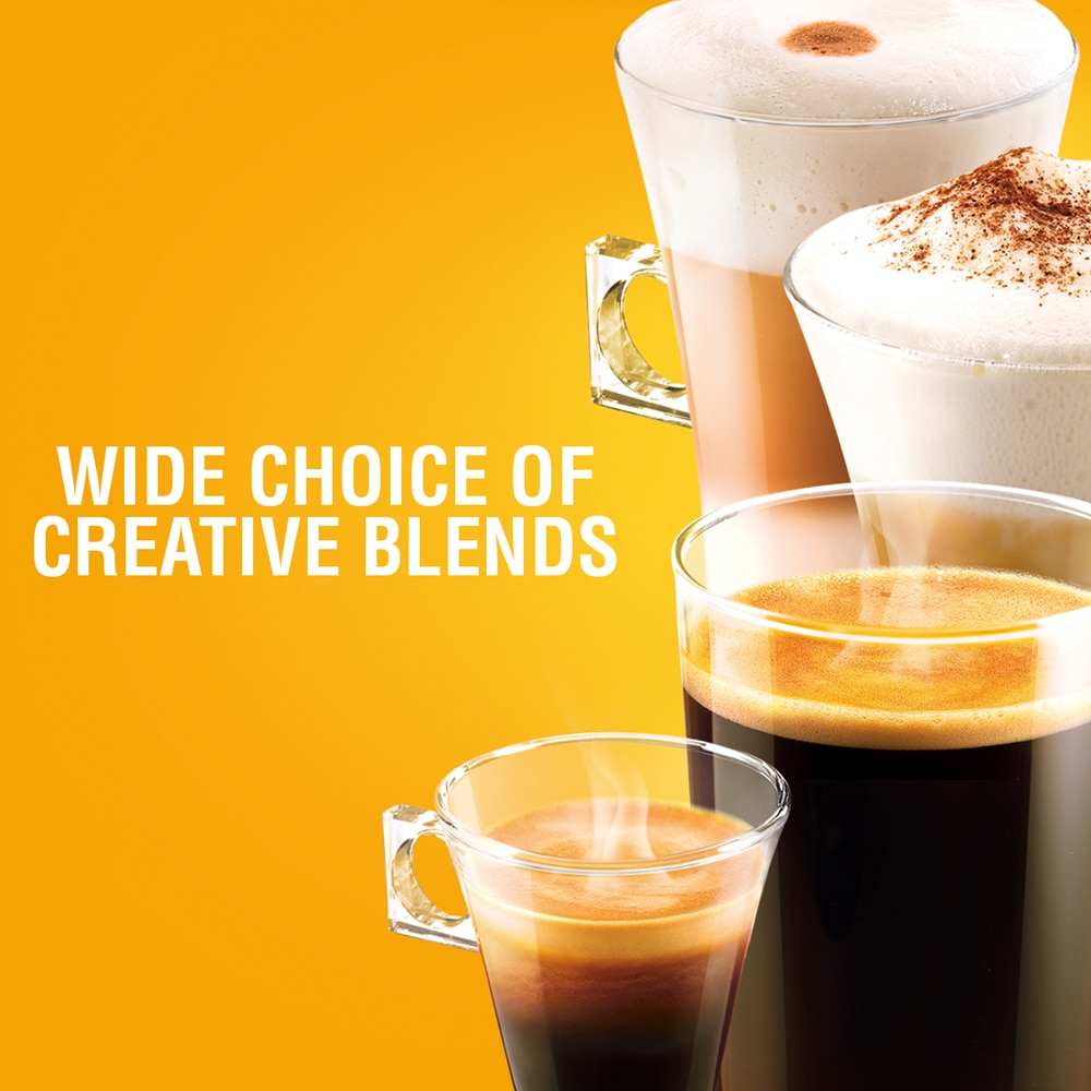 wide choice creative blends poster image